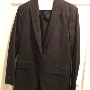 Stripped blazer Anne Klein
